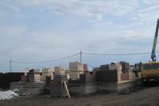 Коттедж в Нагаево в тёмных тонах