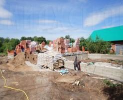Строительство в Чишмах