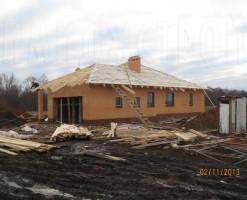 Строительство в Федоровке