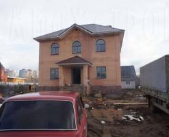 Строим дом в Кузнецовском Затоне