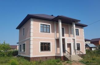 Типовой коттедж в Карпово