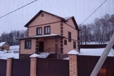 Двухэтажный дом в Алкино