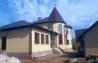 кирпичный дом 10 10