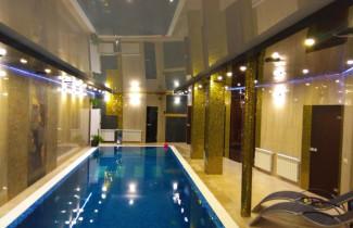 Профессиональный бассейн для частного участка
