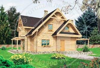 Уфа - функциональный деревянный дом