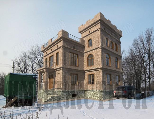 Замок в Алкино