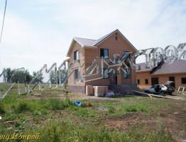 Строительство коттеджа в Нагаево