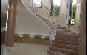 Особняк в Нагаево 420 кв.м.