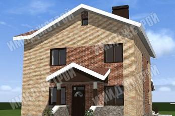 Типовой дом в Нагаево 150 кв.м.