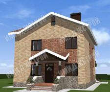 Типовой дом в Нагаево