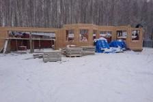 Строительство комплекса