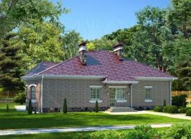 Дом на 186 квадратов