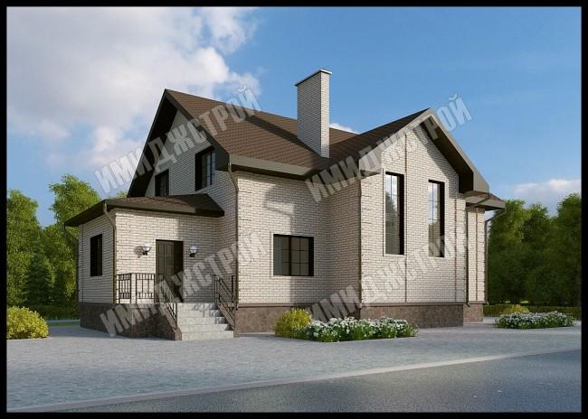 Удобный дом 240 кв.м.