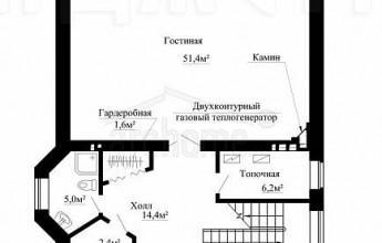 Дом на 224 квадрата