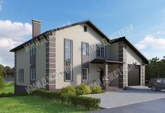 Дом на Павловке 484 кв.м.