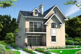 Дом на 189 квадратов