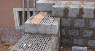 Строительство коттеджей из керамзитобетонных блоков