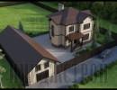 Дом с полукругом 158 кв.м