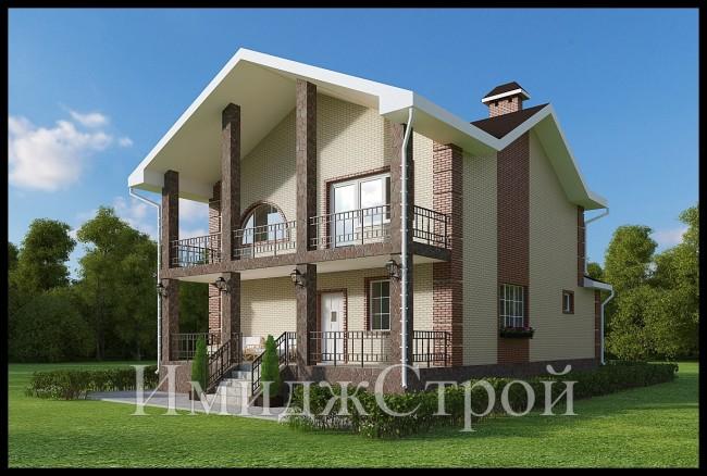 Проект дома Минтака 185 м2