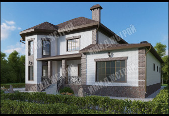 Дом в Уптино 277 м2
