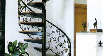 Строительство лестниц из металла