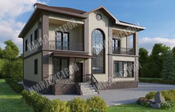 Дом в Чишмы 246 м2