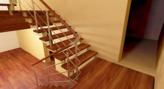 Лестницы из дерева Уфа