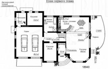 Дом на 286 квадрата