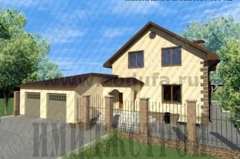 Дом в Нагаево 235 кв.м.