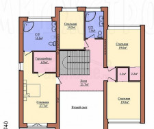 Дом на 325 квадратов
