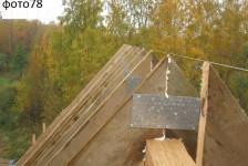 Большая стройка за пределами Уфы