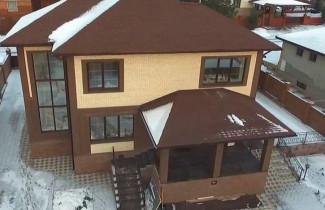 Двухэтажный кофейный дом