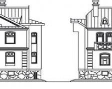 Представительская резиденция в строгом стиле