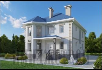 Дом в Первушино 241 кв.м