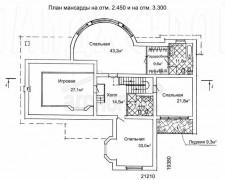 Дом на 374 квадрата