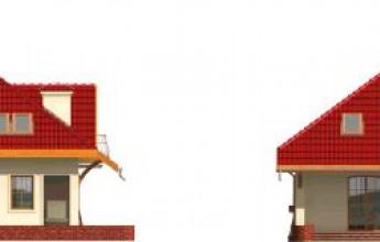 Росита - эргономичный дом в этническом стиле