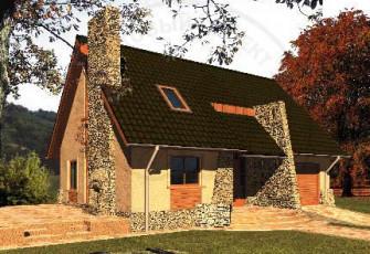 Современный дом для небольшой семьи