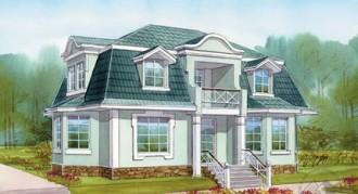 Проекты домов и коттеджей 140 кв.м.