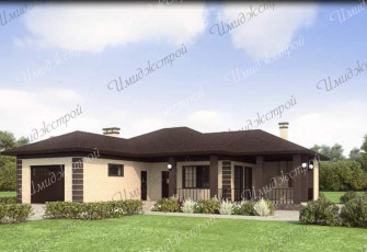 Дом-Баня 106 кв.м.