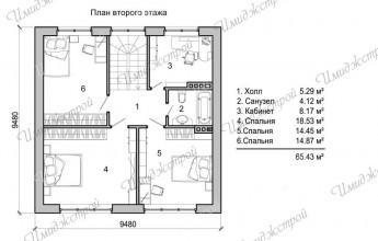 Фахкверк 131 кв.м.