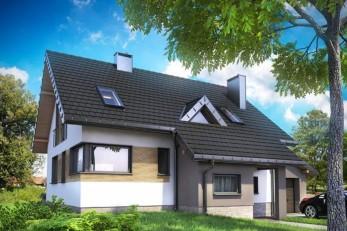 Польский проект дома 132 кв.м