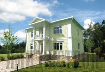 Дом в Булгаково 220 кв.м.