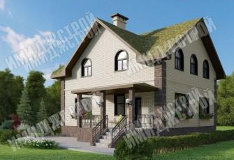 Дом в Булгаково 168 кв.м.