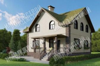 Дом в Булгаково 163 кв.м.