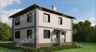 Проекты домов и коттеджей 150 кв.м.