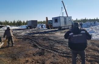 Строительство дома в Ново-Булгаково