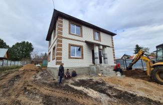 Коттеджа 150 кв.м. в Юматово