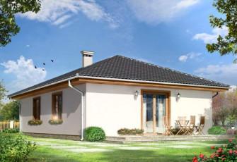 проект не большого дома